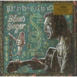 GUY BUDDY - Blues Singer (180gr. Gatefold Sleeve)