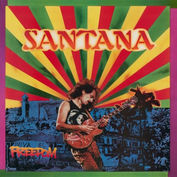 SANTANA - Freedom (hq)