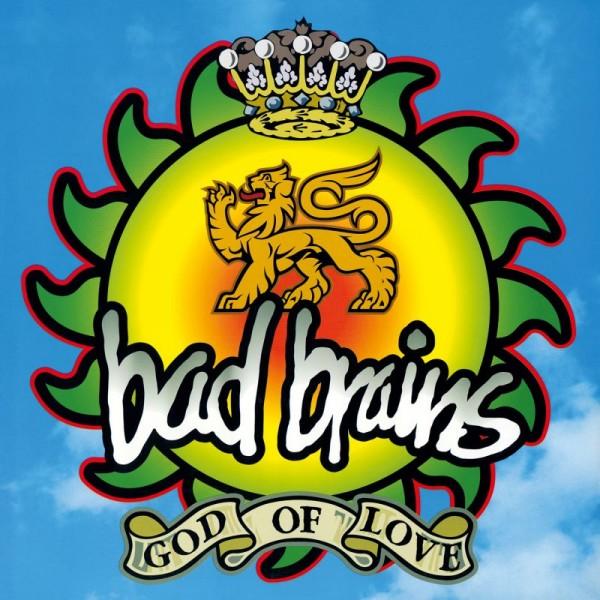BAD BRAINS - God Of Love (green & Yellow Vinyl)
