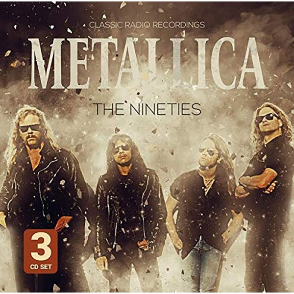 METALLICA - The Nineties - Radio Broadcast