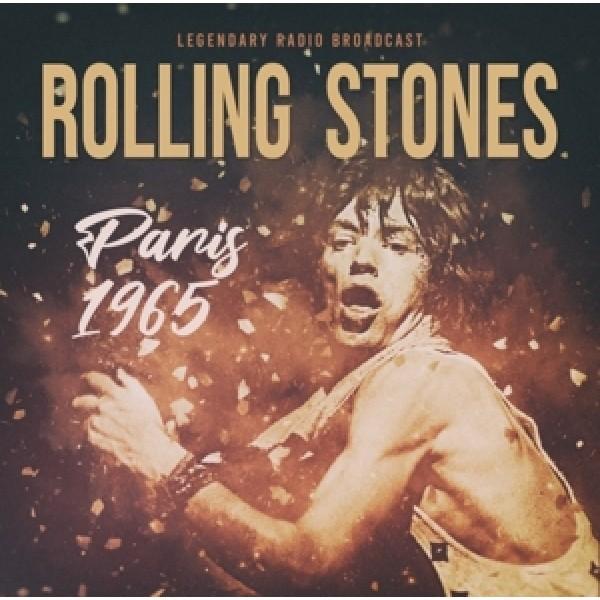 ROLLING STONES THE - Paris 1965 Radio Broadcast