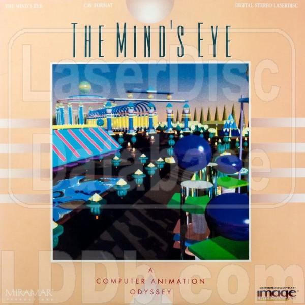 The Mind's Eye Laserdisc (f.c.