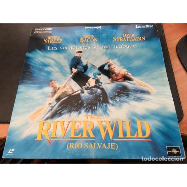 River Wild Laserdisc (f.c.)