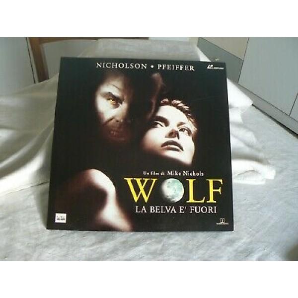 Wolf Laserdisc (f.c.)