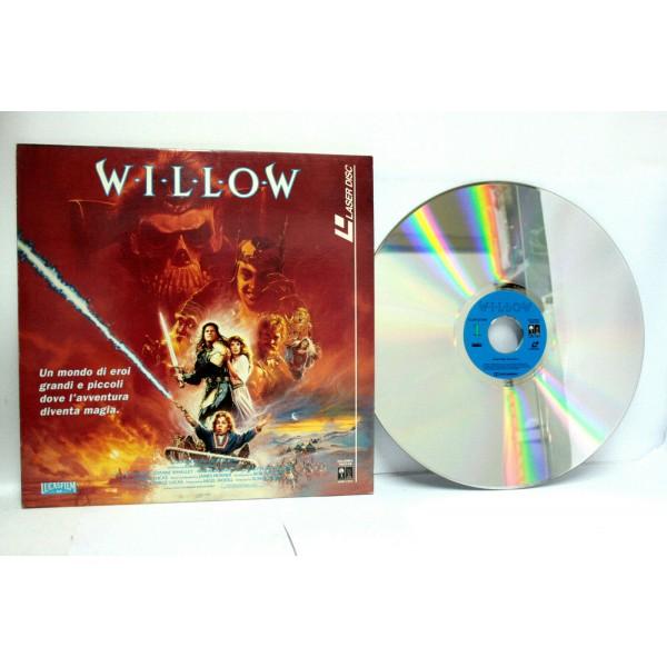Willow Laserdisc (f.c.)