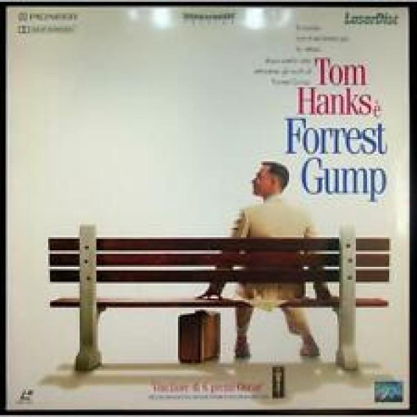 Forrest Gump Laserd (f.c.)