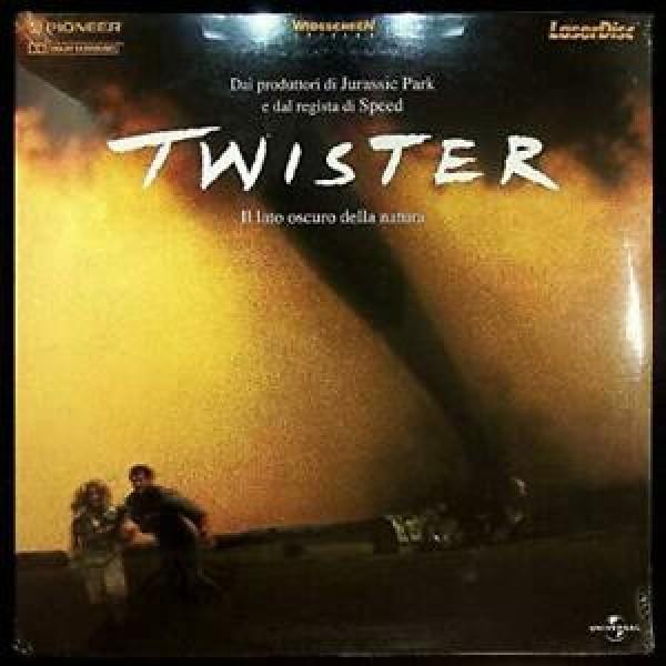 Twister Laserdisc (f.c.)