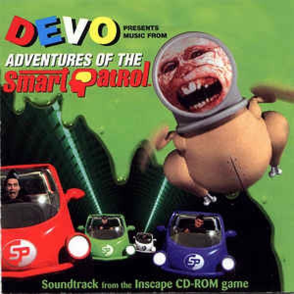 Devo - Music From Adventures Of The Smart Patrol
