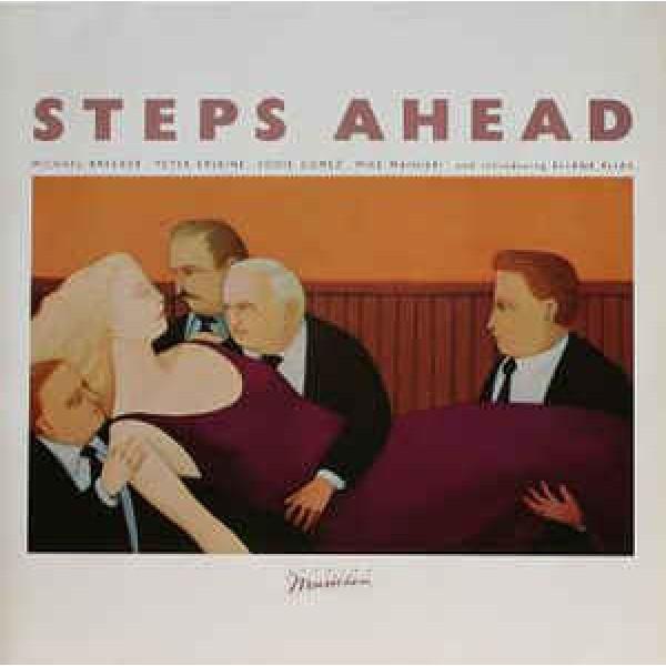 Steps Ahead - Steps Ahead