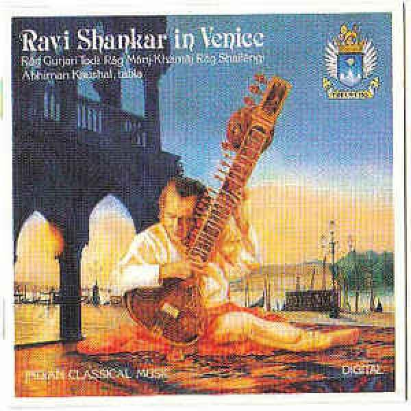 Ravi Shankar - In Venice